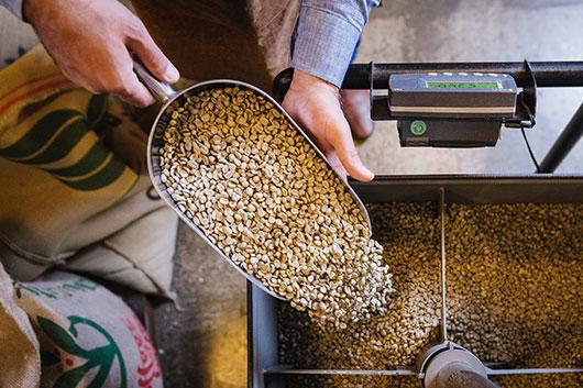 ZAZZA Kaffeerösterei Berlin – Qualität